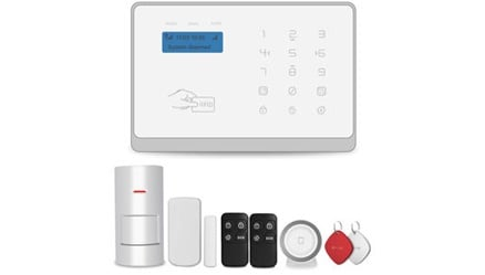 Easy Operation Wifi Gsm Alarm System