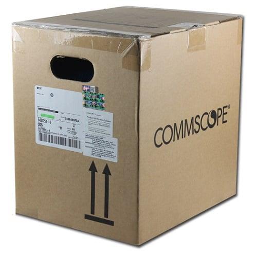 Cáp Mạng CommScope AMP cat.6 UTP (Thùng 300m)