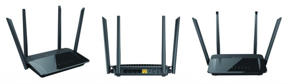 Router Wifi D-Link DIR-822