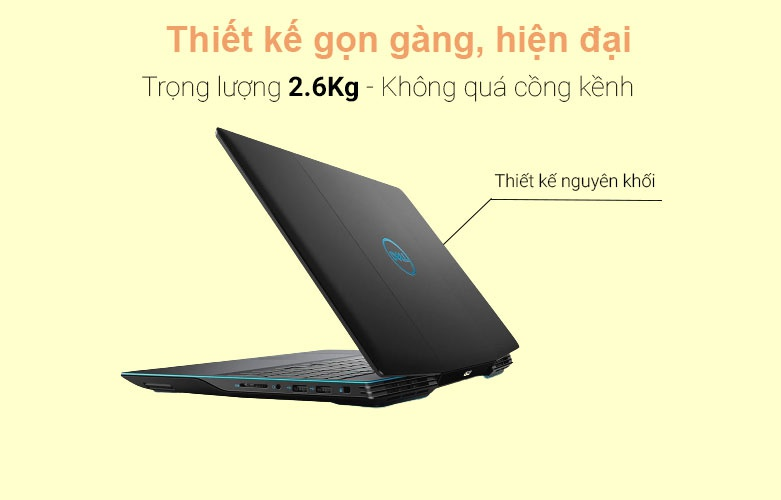 Laptop Dell G3 15 3500 G3500A-P89F002G3500A ( 15.6